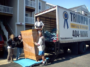 Triumph Local Movers Norfolk Va Movers Piano Movers
